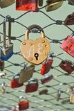 Love Lock Stock Image