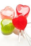 Love Lollipop Stock Image