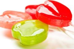 Love Lollipop Royalty Free Stock Photos