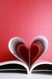 Love magazine Stock Images