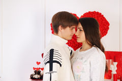 This is love Stock Photography