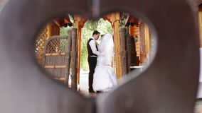 In love with a married couple stock video footage