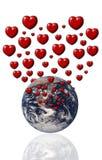 Love Me. World Stock Image