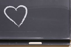 Free Love Message On The Board Stock Photography - 3202922