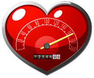 Love Meter Stock Photos