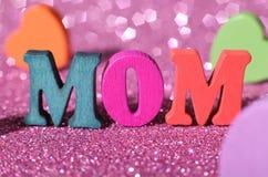 Love Mom Stock Photos