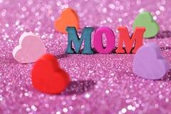 Love Mom Royalty Free Stock Photos