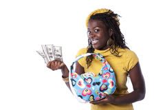 The love for money Stock Photos