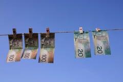 Love money Royalty Free Stock Photography