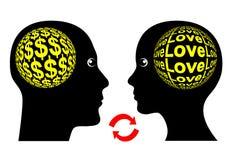 love money Стоковое Изображение