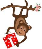 Love Monkey Stock Photography