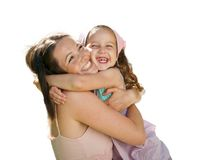Love - mother and child Royalty Free Stock Photography