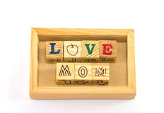 Love mother Royalty Free Stock Photo