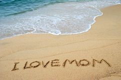 Love mum Stock Photos