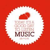 Love music stock illustration