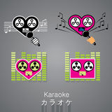 Love music Royalty Free Stock Image