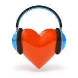 Love music vector Stock Photo
