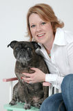 Love my Dog Stock Photo
