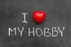 Free Love My Hobby Stock Photography - 107856422