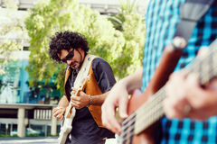 Love my music Royalty Free Stock Images