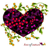 Love of nature Stock Photos