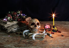 Love never dies for heart and soul, Still Life Stock Photo