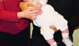 Love for newborn Stock Image