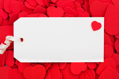 Love Note Stock Images