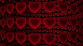 Love orbit stock footage