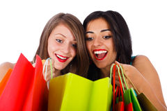 Love Out New Presents Royalty Free Stock Photography