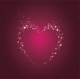 Love pattern Stock Photo