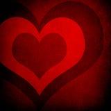 Love pattern background Stock Image