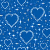Love pattern background Stock Photo