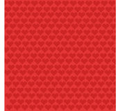 Love pattern with red Royalty Free Stock Photography