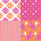 Love Patterns Royalty Free Stock Photos