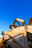 Love It Pavilion - Expo Milano 2015 Stock Image