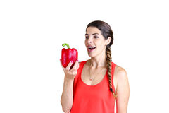 Love Peppers! Stock Images