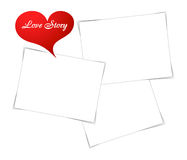Love photo story Royalty Free Stock Photos