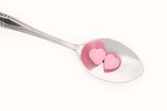 Love Pill Stock Photography