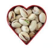 Love Those Pistachio Nuts Stock Photography