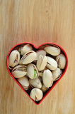 Love Those Pistachio Nuts Royalty Free Stock Photos