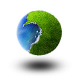 Love planet Royalty Free Stock Photo
