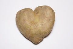 Love potatoes Royalty Free Stock Photo