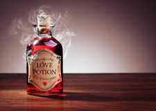 Love potion Royalty Free Stock Images