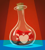 Love potion Royalty Free Stock Photography