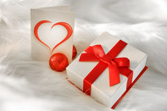 Love present Stock Photography