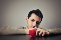 Love problems Stock Photography