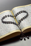 Love Quran Closeup Royalty Free Stock Images