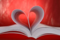 Love reading Stock Photography