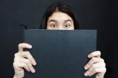 Love of reading. Stock Photo